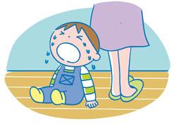 【1歳】台所に立つと泣いて怒る…どうしたらいい?