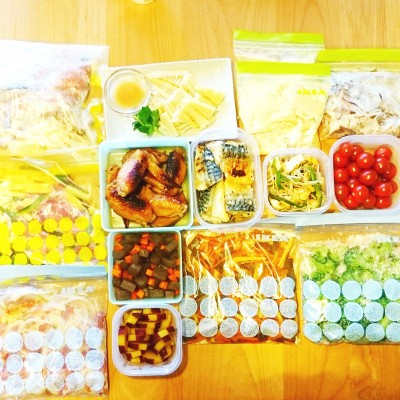 【ワーママ再スタート】つくりおきで夕食支度を時短!