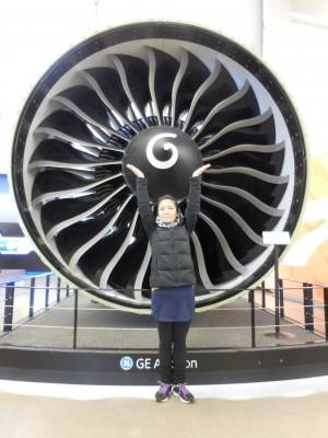 ボーイング飛行機工場見学ツアー/飛行機マニアの聖地シアトル