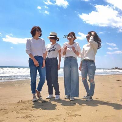 4家族で九十九里へ1泊旅行♡