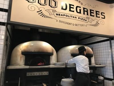 日本初上陸!話題のカスタムメイドピザを新宿で堪能★800°ディグリーズ