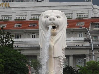 【シンガポール】親子3世代で行く、疲れない観光の仕方 ホテル周辺で遊ぶ