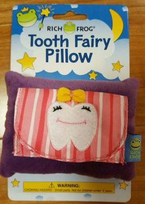 乳歯の抜歯 そして Tooth Fairy (歯の妖精)