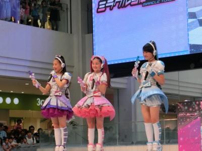 【アイドル×戦士 ミラクルちゅーんず!】のイベントをのぞいてきました!