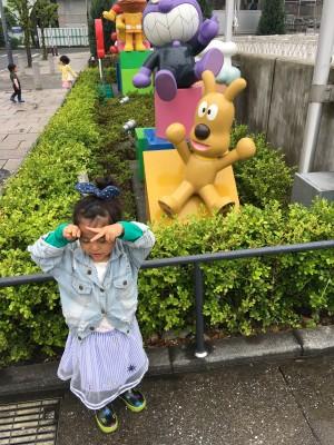 横浜アンパンマンミュージアム★