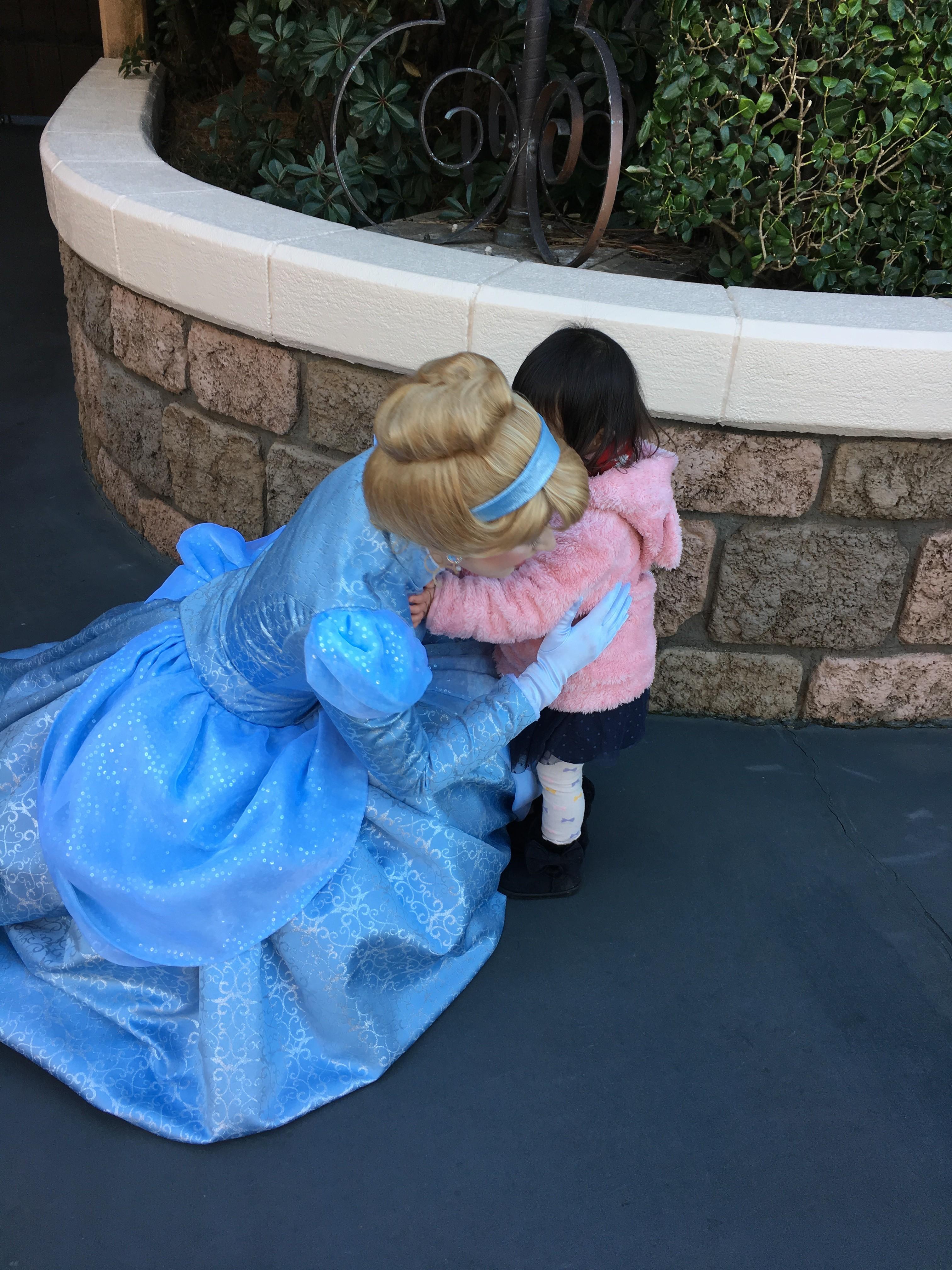 女の子ママ必見ディズニーランドシーでプリンセスに会う方法