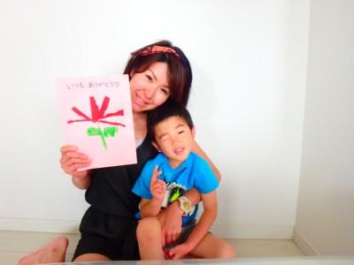【保育参観】母の日のプレゼントと最近のハマりもの