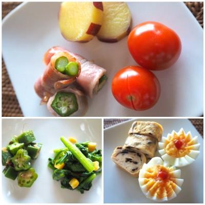 幼稚園児はじめてのお弁当。かわいく簡単に作るコツ
