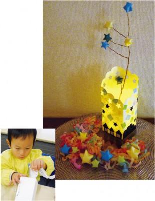 7月の行事「七夕」子どもと一緒に作れる七夕飾りやスイーツのアイデア