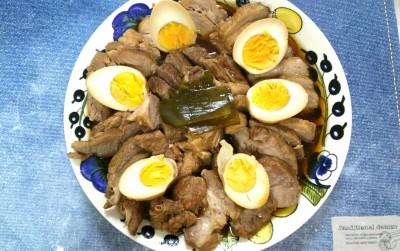 【ながらレシピ】炊飯器で焼き豚!夜に仕込んで翌日の晩御飯は、焼き豚丼!