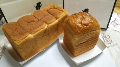 【行列必須!1日限定60本】俺のbakery&cafeの食パン!