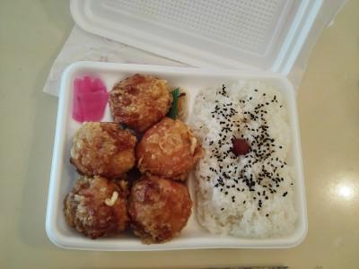 【デカ盛り】日本亭のからあげデカ5弁当食べてみた。