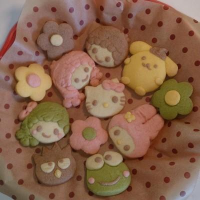 手作りキットで娘と簡単クッキー作り♪