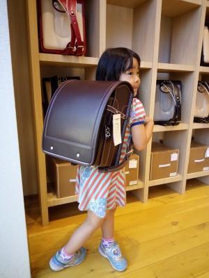 ランドセル決定!!中村鞄で注文しました!!