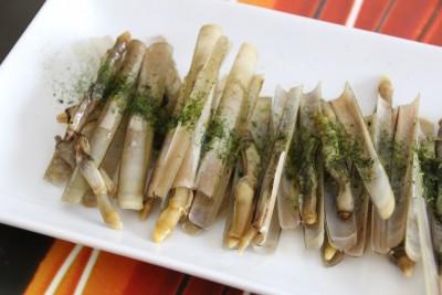 【レシピあり】ウマっ!マテ貝の美味しい食べ方いろいろ♪