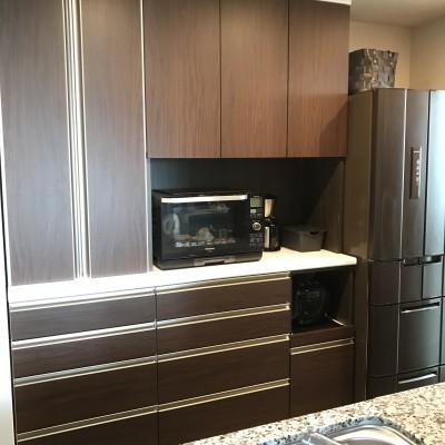 【整理収納】きれいで使いやすい食器棚収納①(カトラリーとツール)