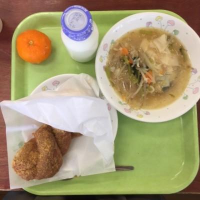 給食試食会【小学校】