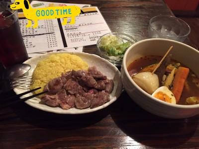 食べてきたよ☆北海道グルメ〜スープカレー編〜