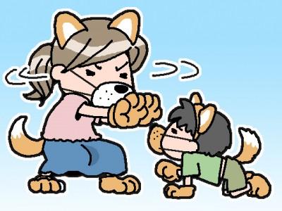 まだオッパイを飲んでいる息子(4歳)、いつまで与えていい?