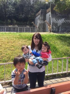 3人のママ