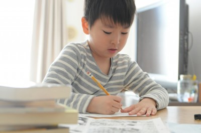 「宿題ができない、やらない」というお子さんの場合のレッスン