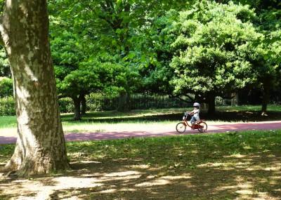 【お出かけレポート】代々木公園サイクリングセンター
