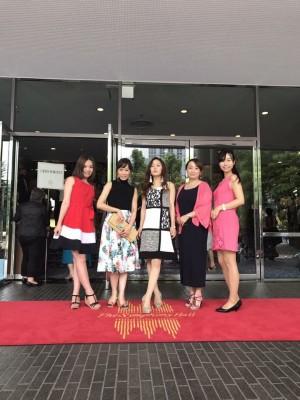 私の癒しの時間。桂由美さんのブライダルファッションショーがすごかった