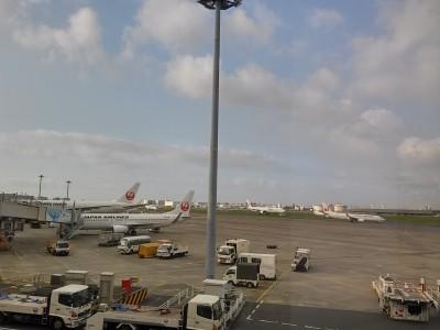 【沖縄旅行】出発編。JALのプレゼントが可愛い‼‼