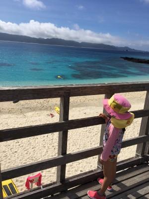 慶良間諸島の旅4☆世界も絶賛!古座間味ビーチ