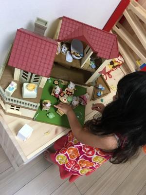 子供部屋作りの道③娘の散らかしと写真ネガ整理