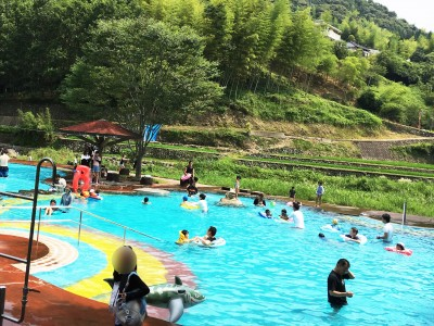 大分ならでは!夏の涼み方「河川プール」で夏休み*