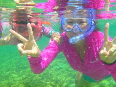 【沖縄旅行】憧れのホテル日航アリビラに。ビーチ&アクティビティ編。