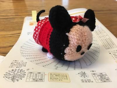 【続けてよかった!】ディズニーツムツム編みぐるみコレクション