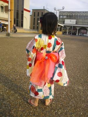 【夏祭り】小物使いで小粋にキメる!女児浴衣の帯&ヘアアレンジ♪