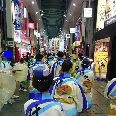 【夏のお祭り】8/26・27は東京・高円寺阿波おどりを楽しもう!