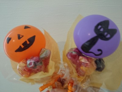 【行事ママ】ハロウィンはお任せ!お菓子は手作りキャンディーブーケ作り方