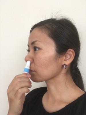 世界各国で5億本突破だという口コミで評判の携帯ミントスティック「Nose Mint」を手に入れた!