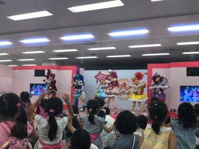 大人気!【イベントレポート】キラキラ☆プリキュアアラモード