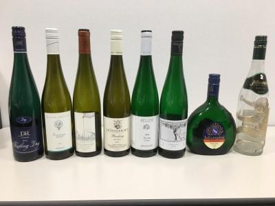 【スキルアップ】ドイツワインの勉強会へ参加 ワインテイスティングあり