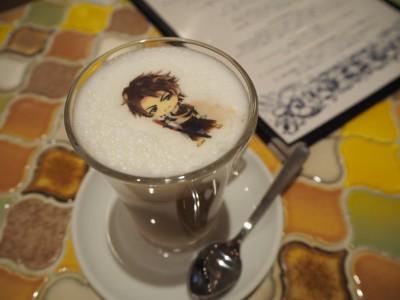 375☆池袋キャラウムカフェでひきの強い娘に感動した話