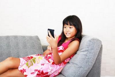 「スマホ、携帯を使いたがる」お子さんの場合のレッスン