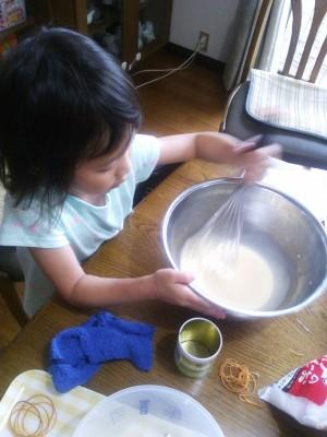 【自由研究にも】材料は4つだけ、転がして作るアイスクリーム【夏休み】