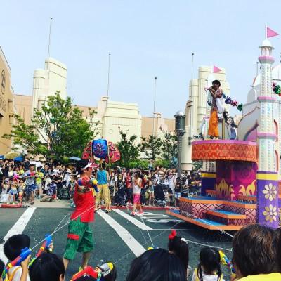 行ってきました☆USJ ウォーターパレード!!昨年との違いと注意点!!