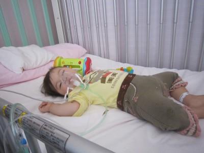 【体験談】RSウィルスから肺炎で入院。症状、乳幼児は重症化しやすい