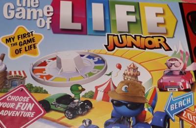 【バイリンガル育児】英語版人生ゲームで身に付けるもう1つのスキル