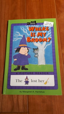 【バイリンガル育児】6歳が自力で読めるハロウィーンの英語絵本