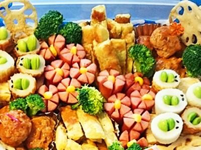 【保育園の運動会】お弁当のこと