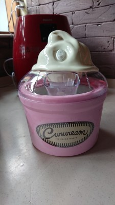 ママも無添加で安心!お家で手作り☆アイスクリームメーカー