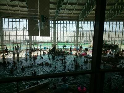 温水プールと温泉!リゾ鳴尾浜でまだまだ年中泳ぐ