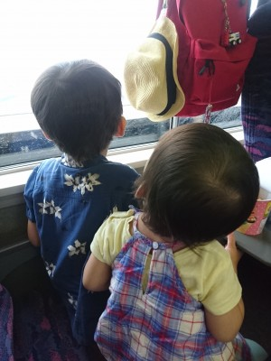 幼稚園児の座席どうする?お得な切符の選び方~JR東日本 新幹線編~